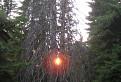 Východ slnka na Jarabinnej