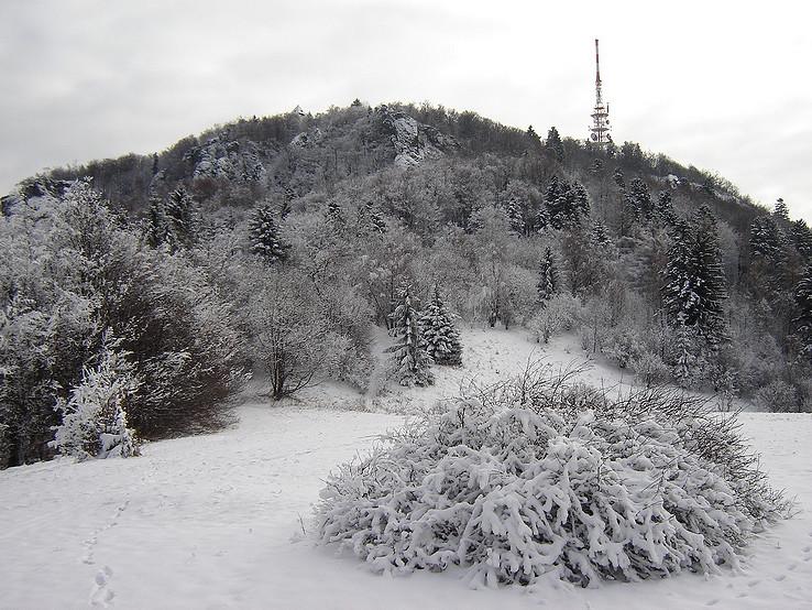 Zimné Sitno