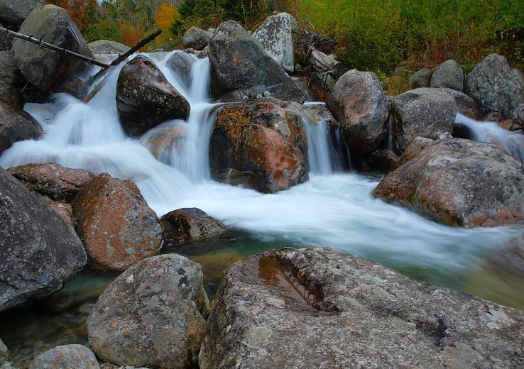 Studený potok 1