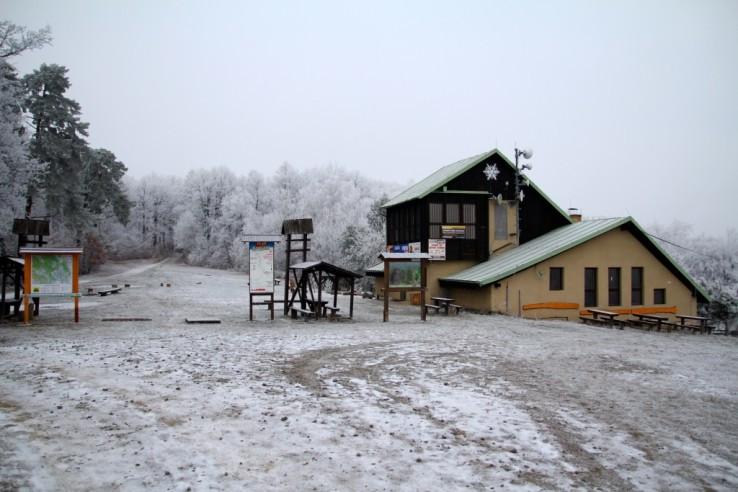 Chata na Hrešnej