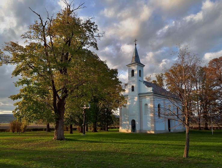 Kaplnka Sedembolestnej Panny Márie v Slovenskom Grobe