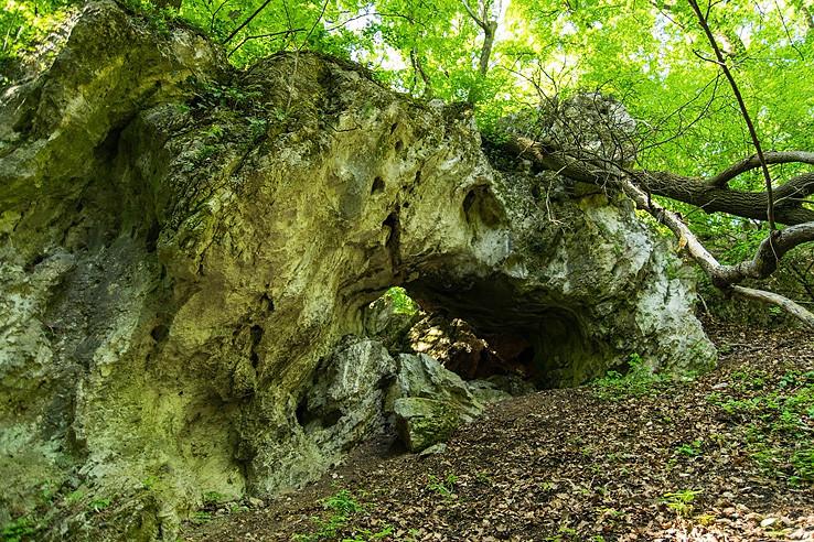 Kamenná brána II.
