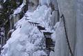 Prielom Hornádu v zime