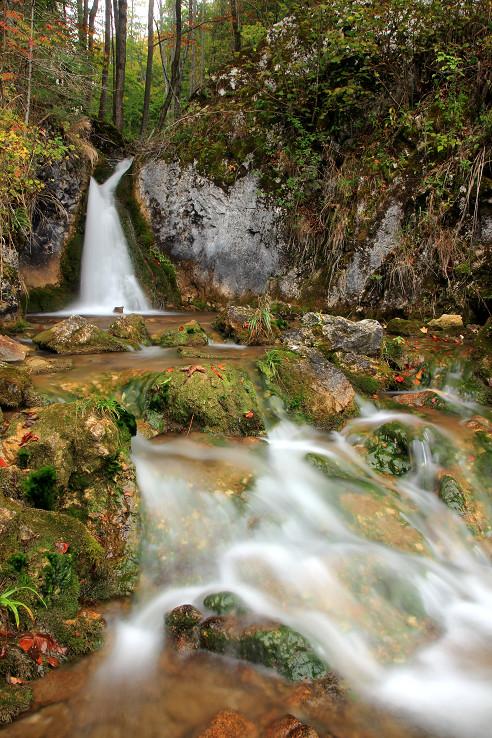 Vodopád Bobačka