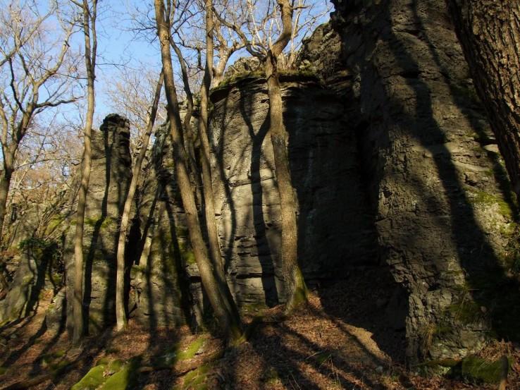 Belinské skaly