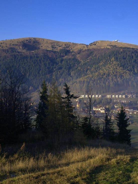 Dva kopce nad dedinou