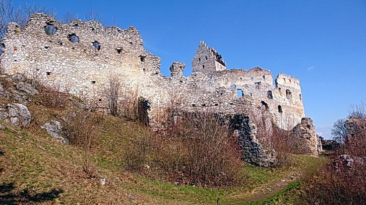 Topoľčiansky hrad II