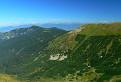 Na hlavnom hrebeni Ďumbierskych Nízkych Tatier