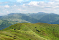 Panorama Nízkych Tatier z Chochule