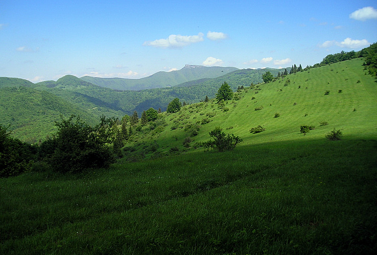 Cestou na Fačkov