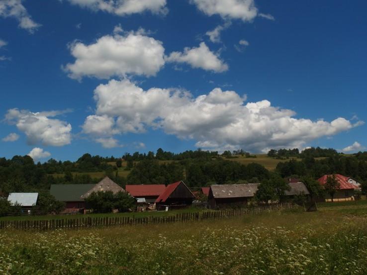 Hore Bystrickou dolinou