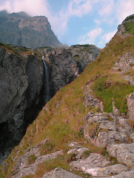 Veľký Zmrzlý vodopád