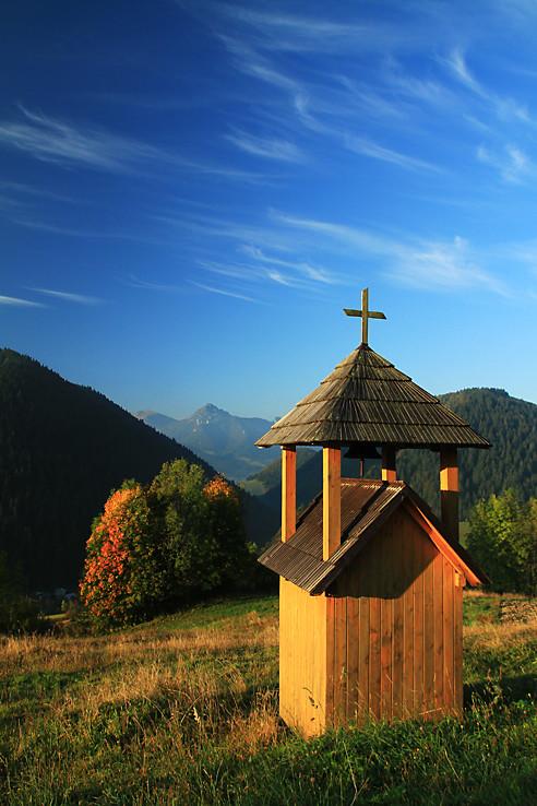 Zázrivská zvonička