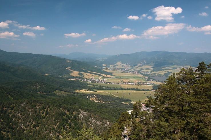 Dolina Nitrice (Nitrianske Rudno)