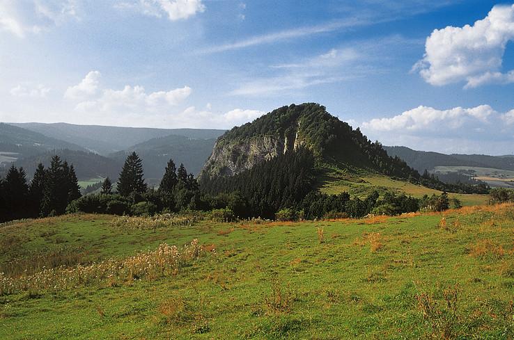 Podbieľ - Biela skala,  a.d. 1987