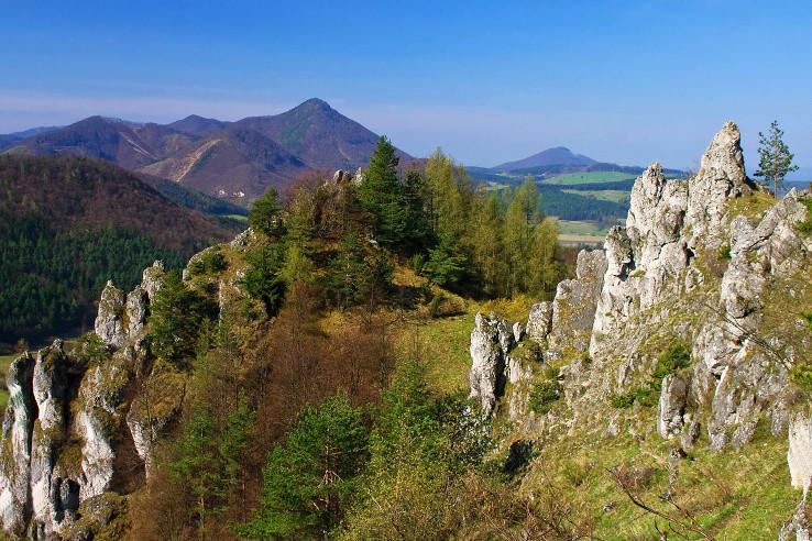 Veľké skaly