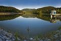 Vodná nádrž Teplička (panoráma)