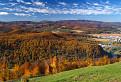 jeseň na Pustom hrade