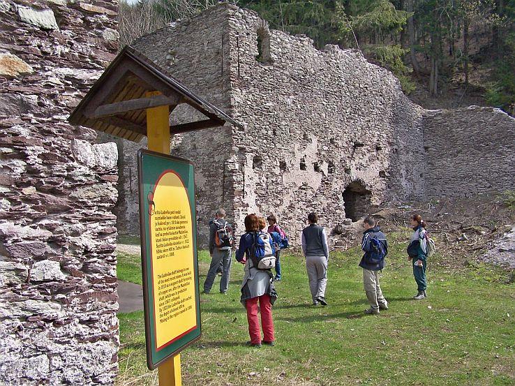 Ruiny šachty