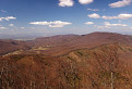 Výhľad zo Šimonky (1092) na sever.