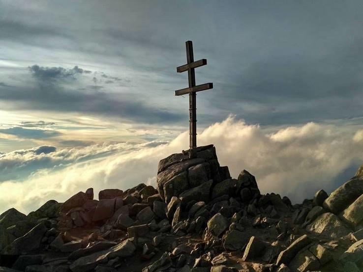 Kríž na Ďumbieri