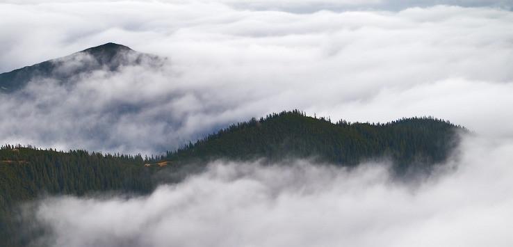 hreben Malej Svistovky