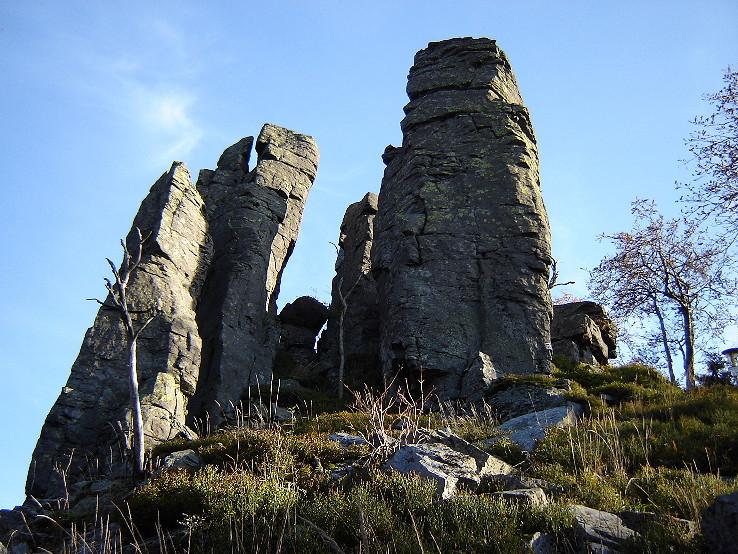 Kláštorská skala ll.