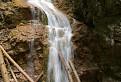 Malý Kyseľ,  Malý vodopád