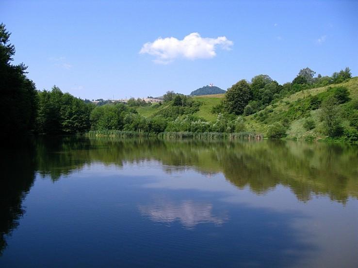 Vodná nádrž Banská Belá