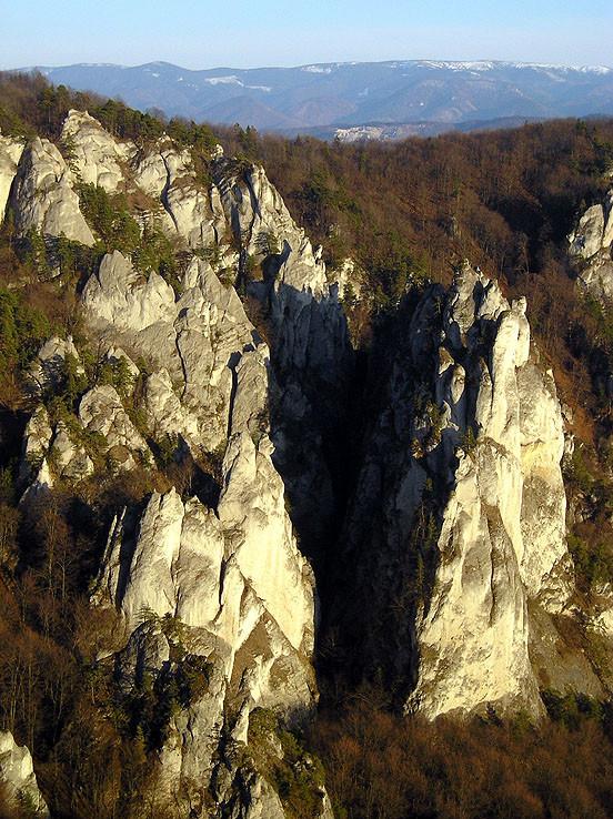Skalnatý vrch Roháč