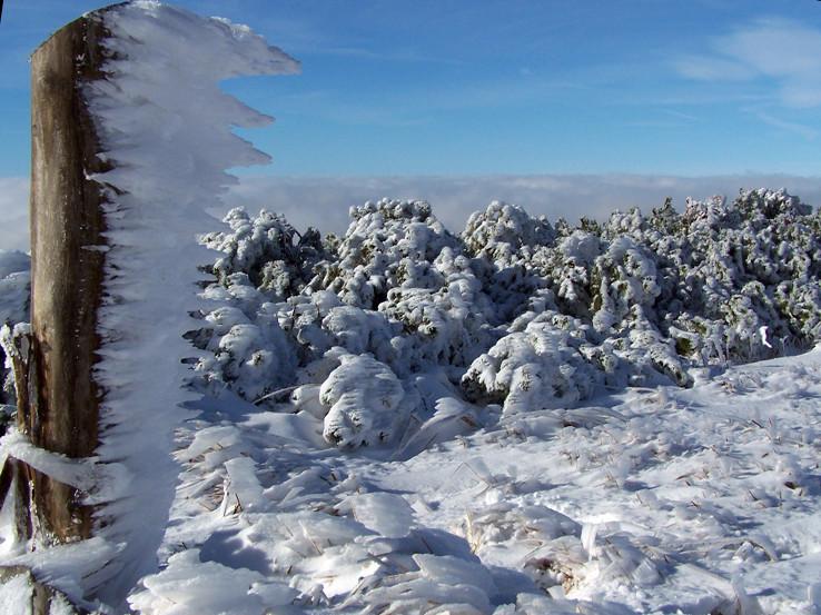 Snehová pokrývka