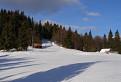 Zimná idylka na Nižnej Kľakovej