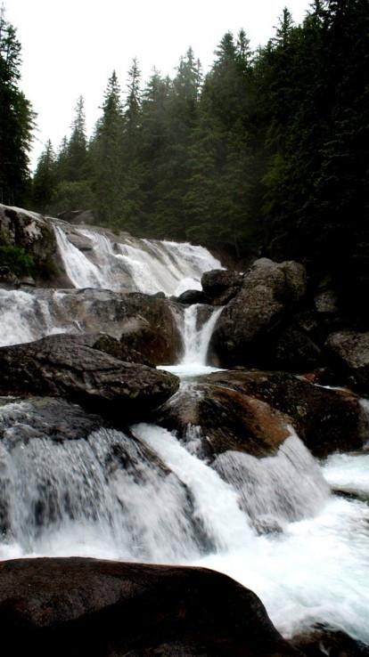 Tatranské vodopády