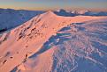 Ružovomodré hory