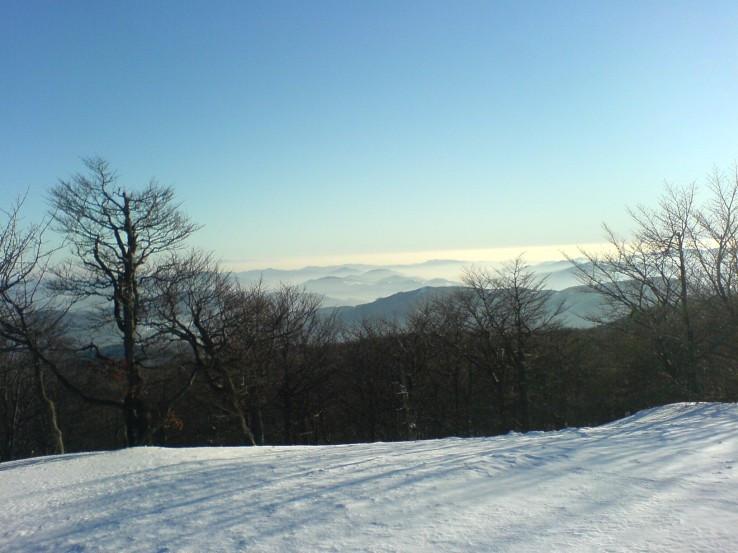 pohľad z Vtáčnika