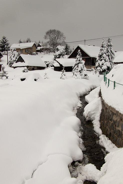 Zima na Sihle