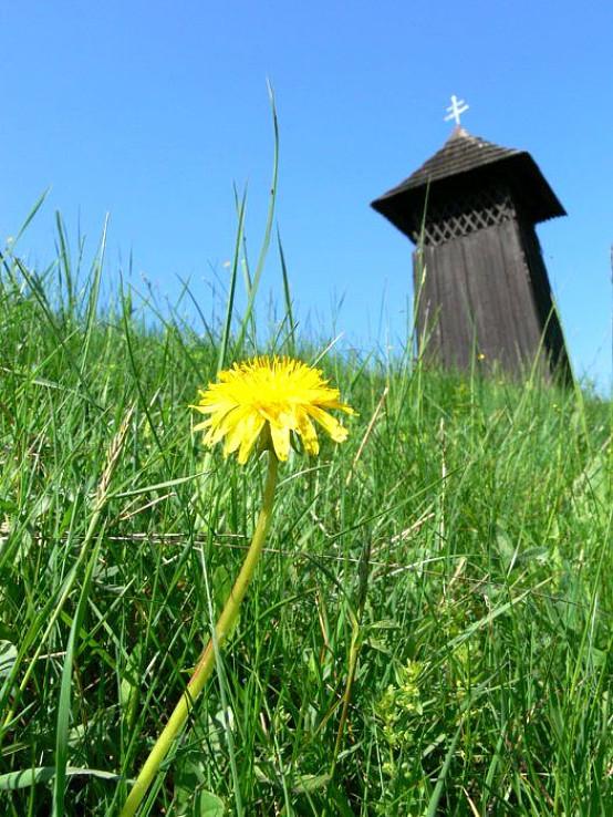 Zázrivá - zvonica