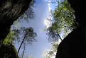 Tiesňava nad Hlbockým vodopádom