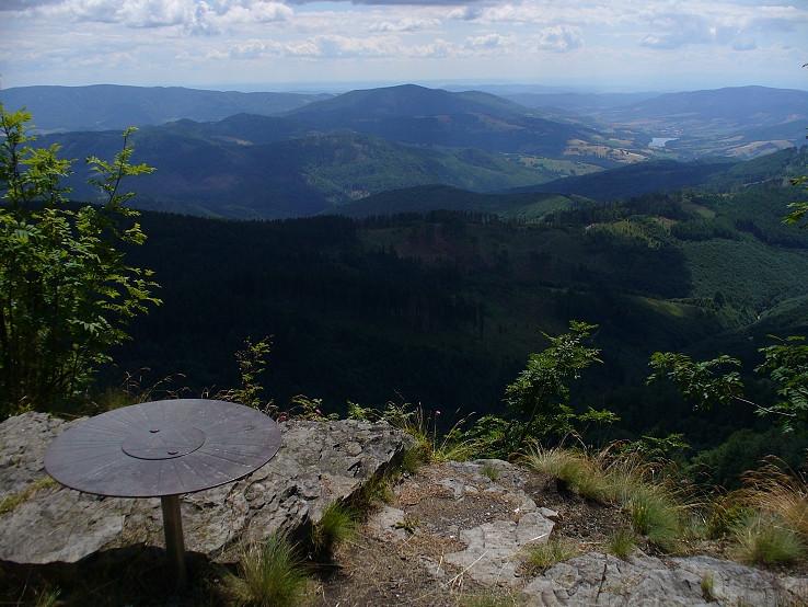 Výhľad z Vepora