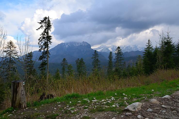 vysoké kopce