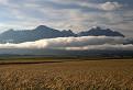Klasy, oblaky a Tatry