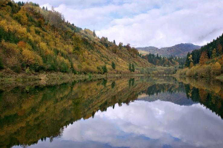 Zrkadlová jeseň