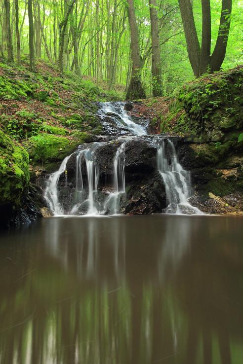 Vodopád Karlov