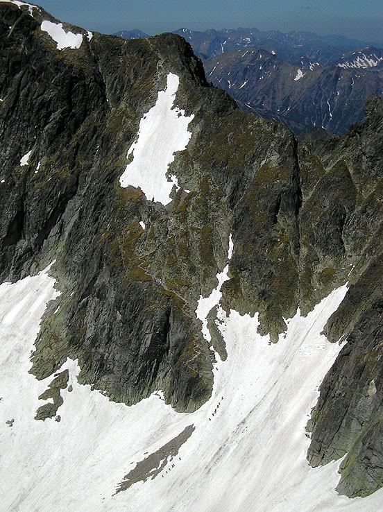 Zadný Ľadový štít