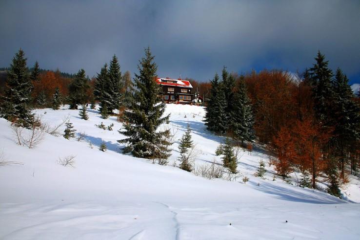 Chata pod Kľačianskou Magurou