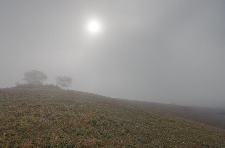 Ráno nad Trnovcom
