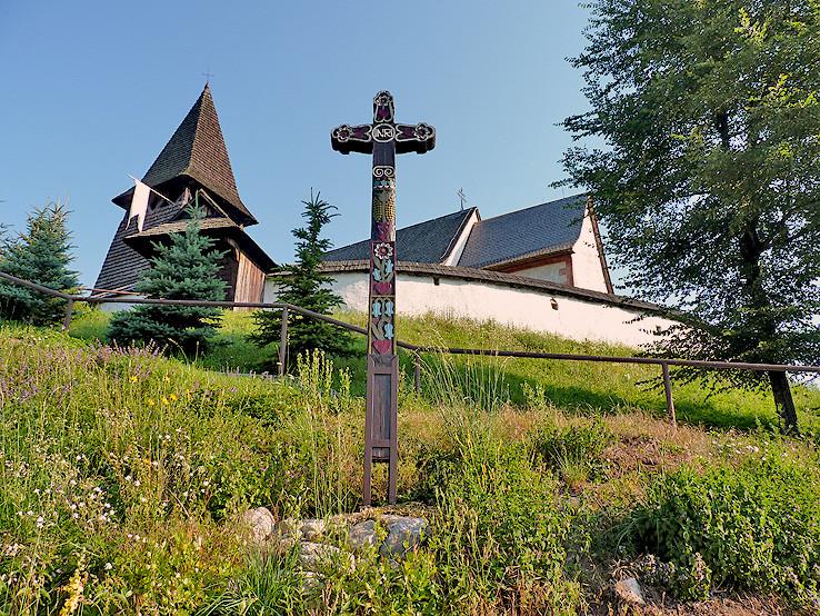 Čerín - Rímskokatolícky kostol sv.Martina (Matúša)