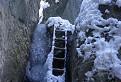 Zimná Čertova dolina