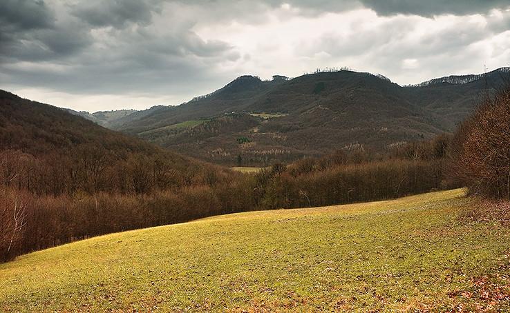 Považský Inovec - február 2008