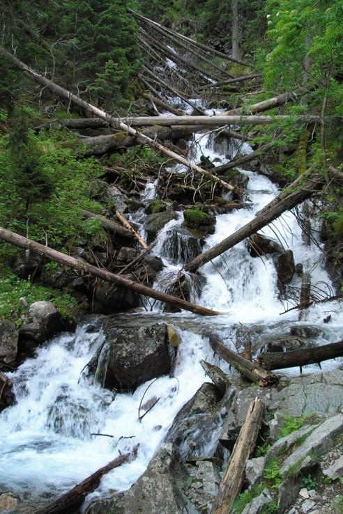 Rohacsky vodopad